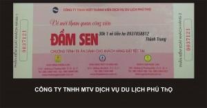 CÔNG TY TNHH MTV DỊCH VỤ DU LỊCH PHÚ THỌ