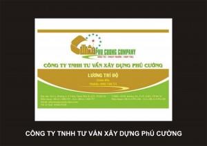 Công ty TNHH xây dựng Phú Cường