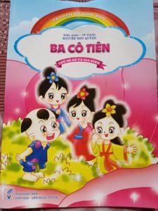 Ba Cô Tiên