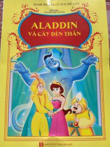 Aladdin và Cây Đèn Thần